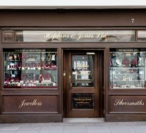 Hopkins and Jones pawnshop in London