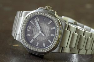 White Gold Patek Philippe Nautilus Watch