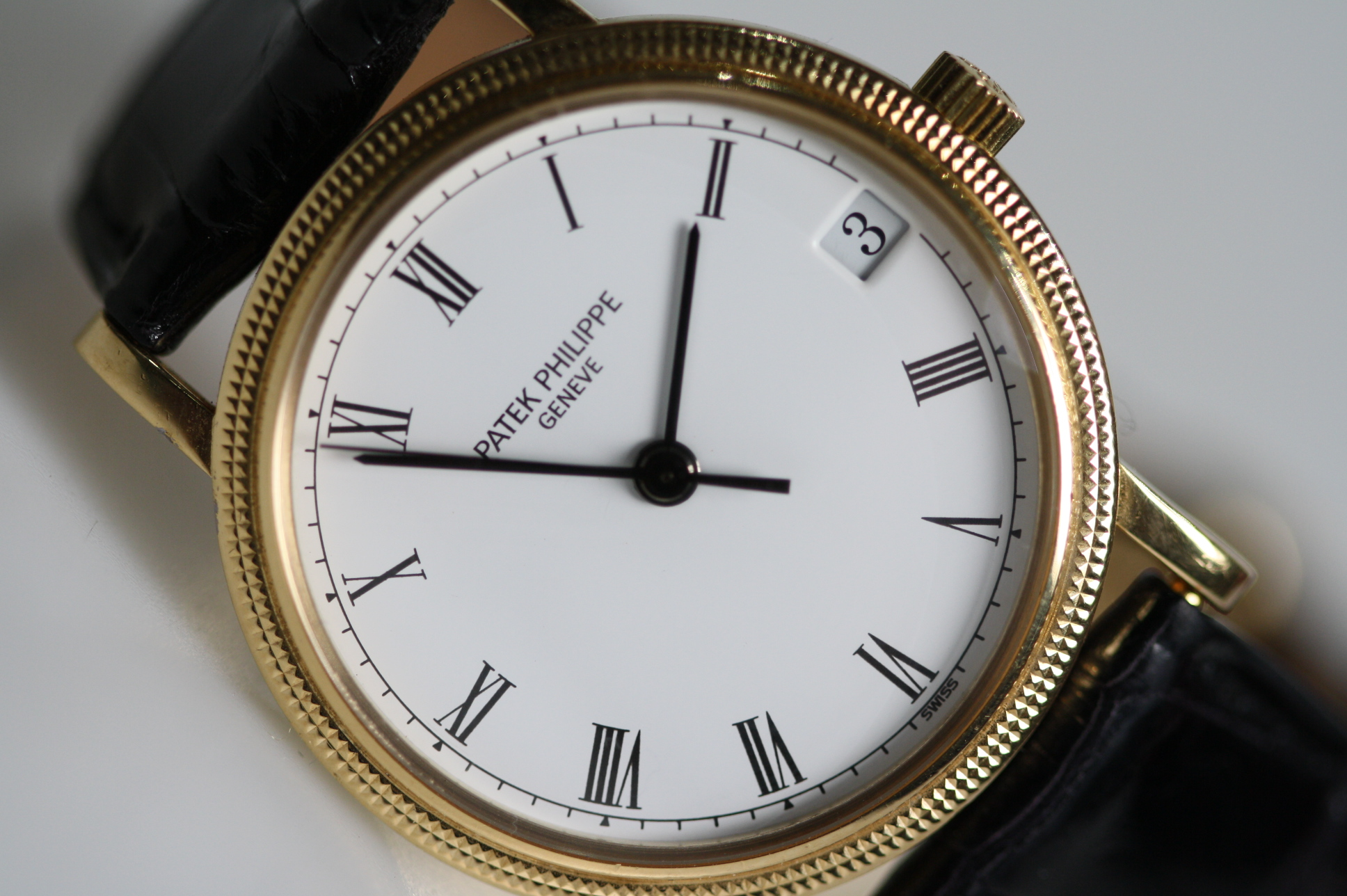 Pawnbrokers love Patek Philippe Watches | Article | Hopkins